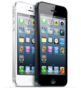Apple iPhone 5 - 64GB - Black or White (Factory Unlocked) GSM ... c9440fcbdb
