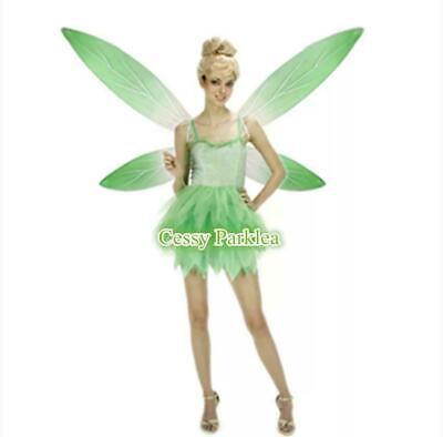 AC778 Animal Soft Wings Fairy Book Week Bee Lady Bug Unicorn Nymph Pixie Costume