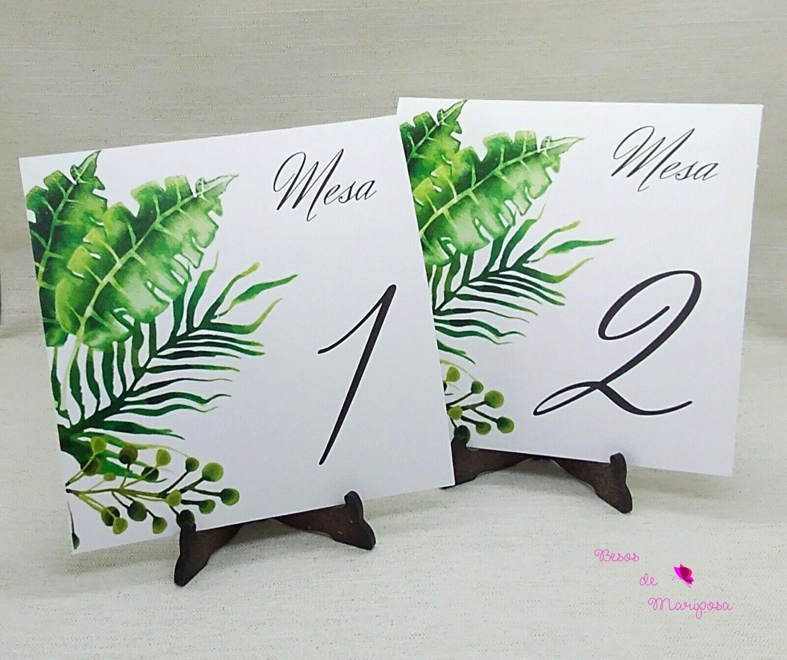 Número de mesa para boda. tarjeta on el número de mesa. 10...