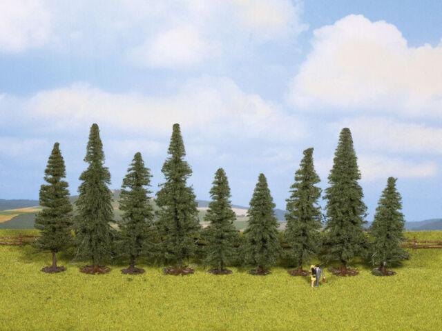 NIP Scenic Express Model Train Tree Scenery Items Select One Vintage