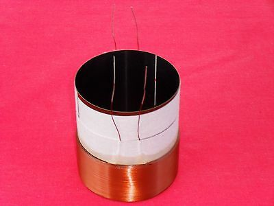 2 Ohm Conversion Voice Coil for Rockford RFD2208 Punch HX2 Subwoofer AVC254D2