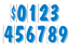 Car-Dealer-Windshield-Stickers-11-Dzn-Pricing-Numbers-You-Pick-Color-7-1-2-Inch thumbnail 5