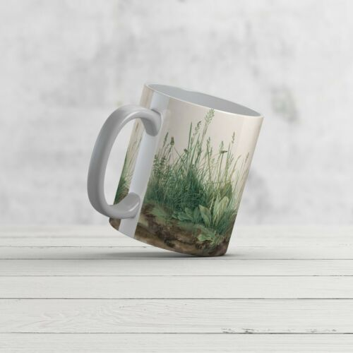 Albrecht Durer: The Large Turf. Fine Art Mug/Cup. Ideal Gift.