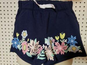 Jumping Beans Infant  Girls Denim Shorts NWT  Size  24 M onths