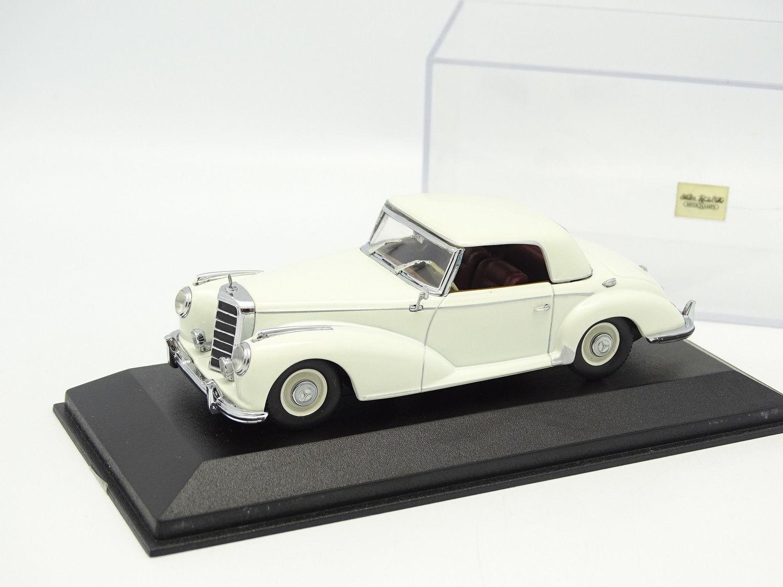 in vendita scontato del 70% Minichamps 1 43 - Mercedes 300 S S S Cabrio Hard Top Bianco 1951  garanzia di qualità