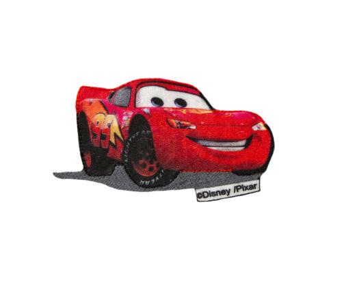 Iron Patch Flicken Disney 14935 Cars PG 14 Applikation Aufnähen Aufbügeln