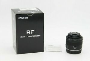 NEW-CANON-RF-35mm-f-1-8-IS-STM-Macro-Lens-2-Years-Warranty-NEXT-DAY-DELIVERY