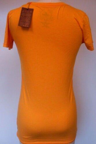 New The Beatles Hard Day/'s Night Trunkshow Trunk LTD Orange V-Neck Shirt
