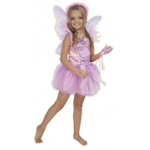ORCHID FAIRY pink princess garden nymph girls toddler halloween ...