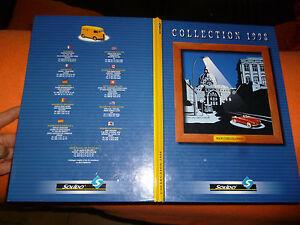 Catalogue-SOLIDO-Collection-1998-Citroen-Peugeot-Renault-Fiat-Porsche-BMW