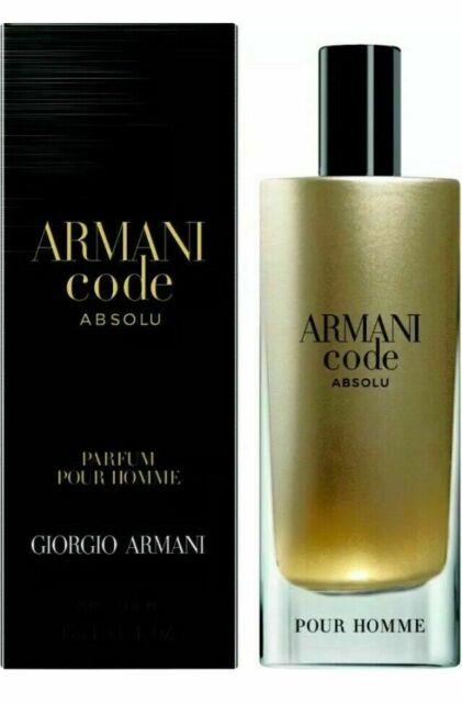 armani code absolu homme