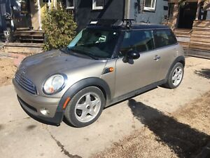 09 Mini Cooper auto paddle shift low kms great shape