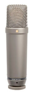 Rode NT1-A Professional Condenser Microphone