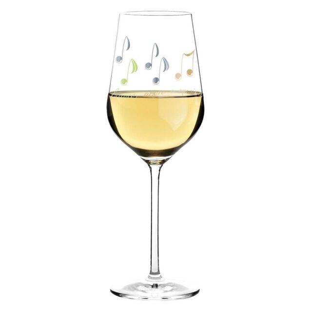 RITZENHOFF Bianco Design Bicchiere Vino Bianco Note By Angela Schiewer 2016