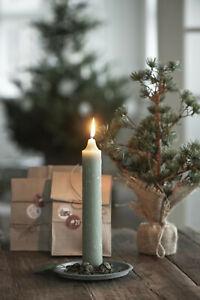 IB Laursen: ,Kerzenhalter f/ Kerze Ø:3,8 Simplicity Teelichthalter Zink Shabby