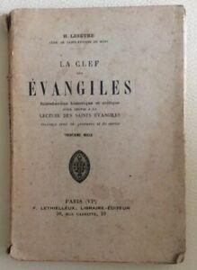 La-clef-des-Evangiles-Introduction-historique-et-critique-H-Lesetre-1902