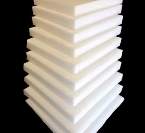 REPLACEMENT SOFA FOAM CUSHION SEAT PADS,CUT TO ANY SIZE*
