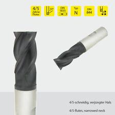 Hardal-HSS-Fräser  4 Schneiden  3,4,5,6,8,10,12,16,20,25,32mm  besser als Co8