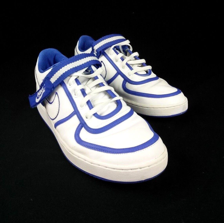 promo code 76b72 7ac3c Nike Hombre zapatos blanco   azul azul azul zapatillas cómodas temporada de  recortes de precios,