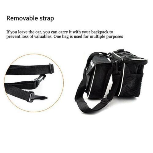 Cycling Rear Rack Seat Saddle Bag Bike Tail Storage Pannier Pouch Bicycle Bag