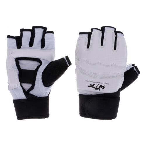 TaeKwonDo Foot Hand Guard Protector TKD Martial Art Sparring Instep Gear Karate