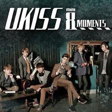 K-pop U-Kiss - Moments (8th Mini Album) (UKISS08MN)