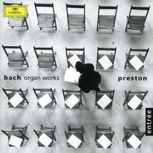 Simon-Preston-Bach-J-S-Organ-Works-CD-CD-New