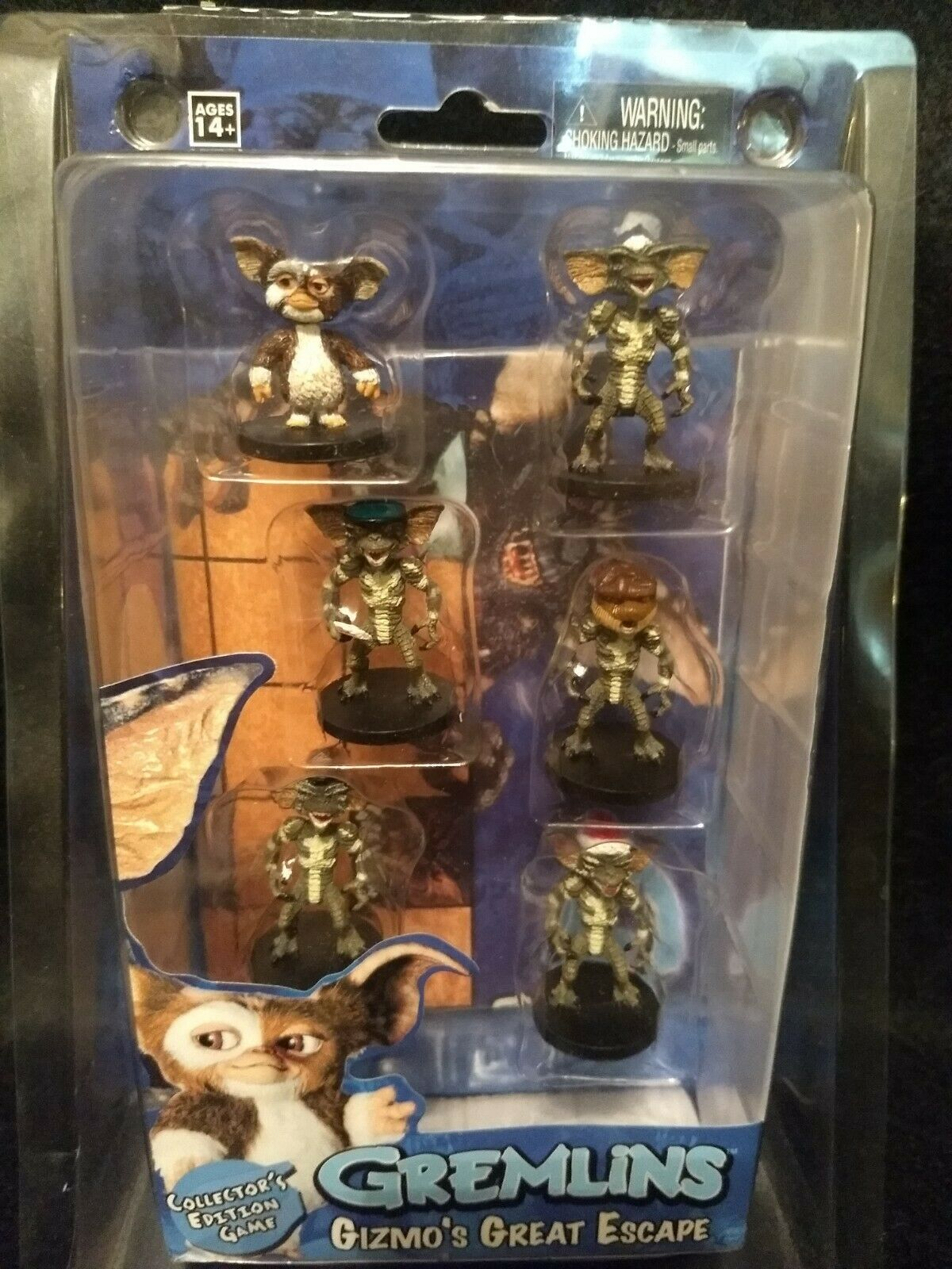 GREMLINS - Gizmo's Great Escape - Collector's Edition Game (OUT OF PRINT)
