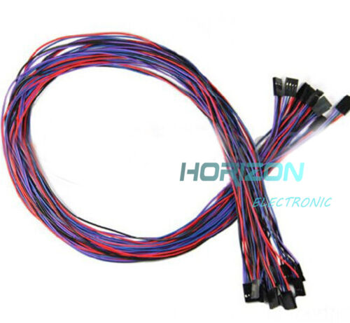 5PCS TOP 70cm 4Pin Cable set Female-Female Jumper Wire Arduino 3D Printer Reprap