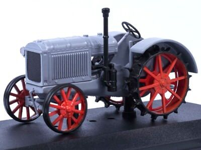 Cars схтз 15/30-1930-37 Tractor Tug Gray Gray 1:43 Model Building Intelligent Shtz 15/30