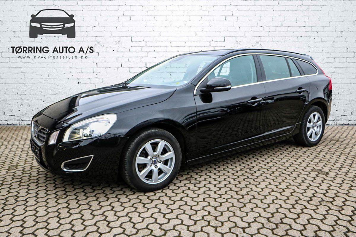 Volvo V60 2,0 D3 136 Momentum aut. 5d - 189.900 kr.