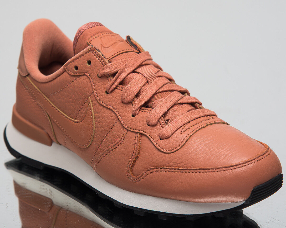 Nike Internationalist Premium Damens New New New Lifestyle Schuhes Terra Blush 828404-205 4221df