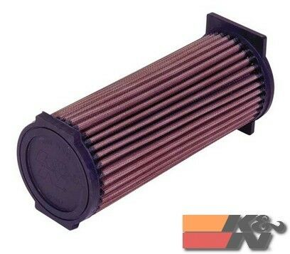 K/&N Replacement Air Filter For YAMAHA YFM660 GRIZZLY 02-08 YA-6602