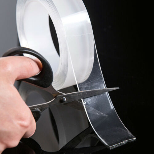 Seal Strip Tape Windows Adhesive Doors Transparent Silicone Waterproof Washable