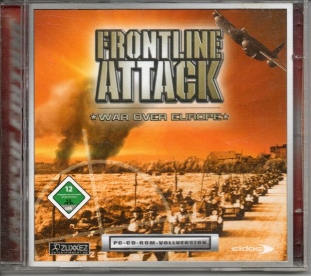 Frontline Attack - War Over Europe PC-Spiel