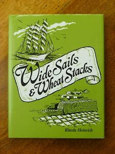 Details about Wide Sails and Wheat Stacks: a History of Port Victoria &  Hundred of Wauraltee