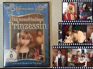 DVD-Die-unzufriedene-Prinzessin-Anna-Realverfilmung-Maerchen-Tom-Espen