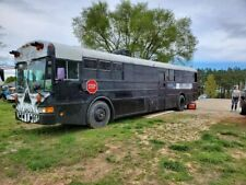 2000 Mobile Tattoo Studio Bus With Private Bedroom And Shower For Sale In Kentuc