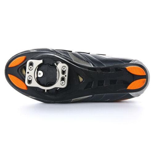 Pave Ultra Licht Fahrrad Pedal Stollenschuhe mit Schraube for Speedplay Zero
