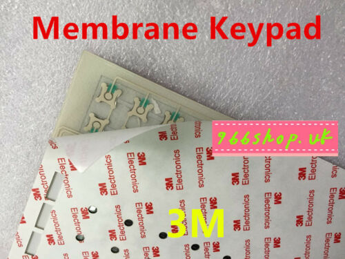 1PCS FOR SIEMENS 6ES5 393-0UA15Simatic OP 393-III Membrane Keypad