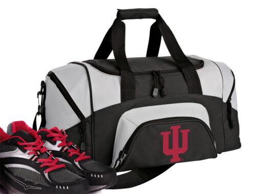 SMALL IU Gym Bag Small Indiana University Duffel GRADUATION GIFT