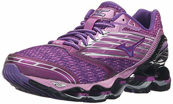 Mizuno Wave Prophecy 5 Purple women's US 7 EUR 37 running