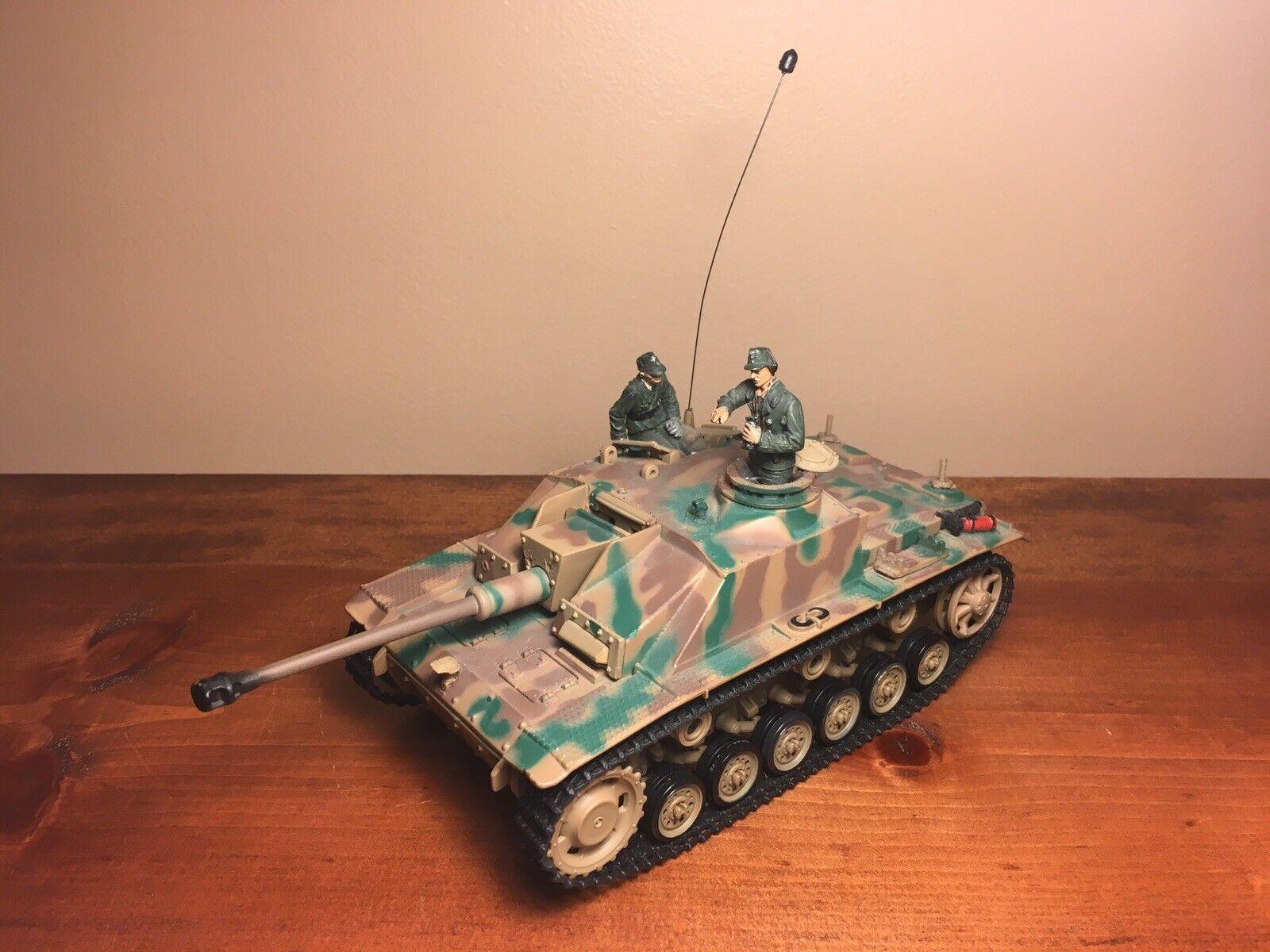 Forces Of Valor Unimax 1 32 German StuG III Tank Eastern Front, 1944