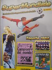 World Cup Mundial Album Espana 82 Album Panini ed. Gazzetta [SC.48]