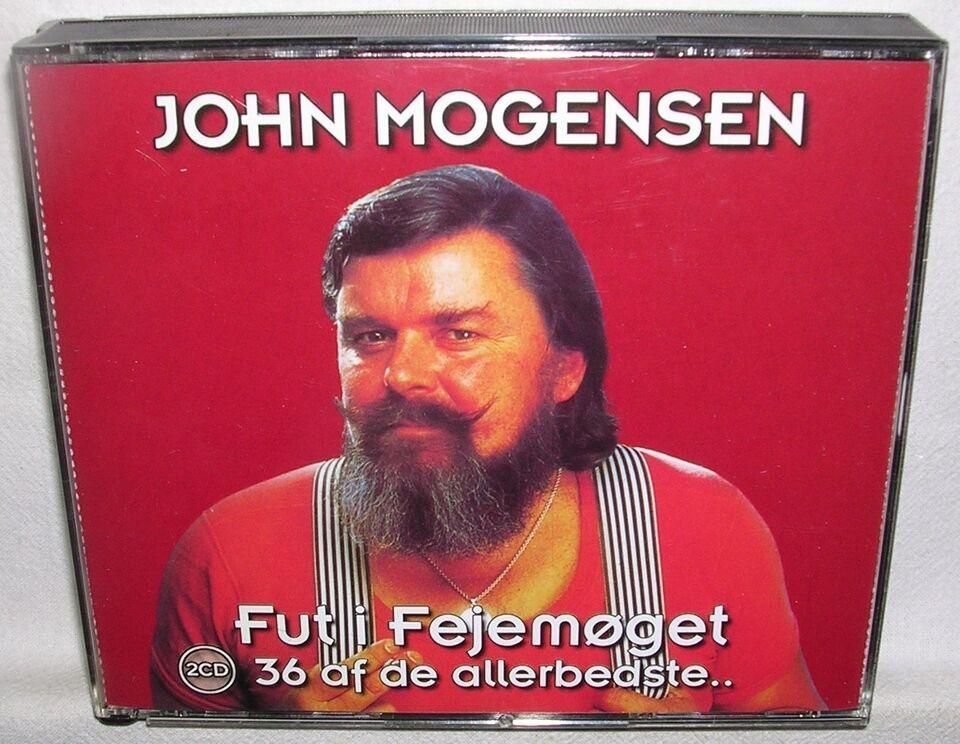John Mogensen: Blandet, rock