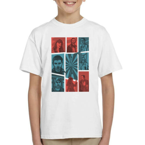 Hunter Games Supernatural Sam And Dean Winchester Gta Kid/'s T-Shirt