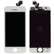 Display LCD Komplett Einheit Touch Panel für Apple iPhone 5 Weiss Ersatz Glas