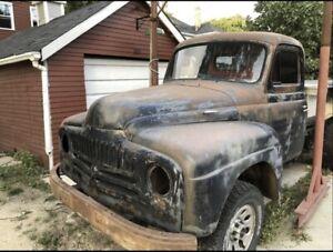'51 international truck