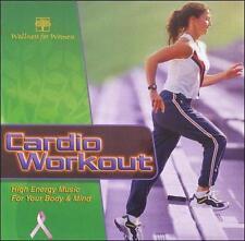 Cardio Workout: Wellness for Women Audio CD (Audio CD)