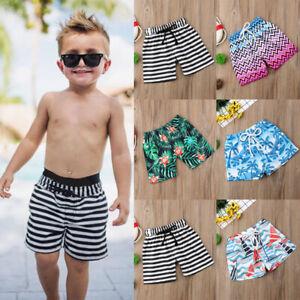 Ragazzi-Nuoto-BAULI-Pantaloncini-da-bagno-inquilino-Baby-Nuoto-Spiaggia-Hawaiana-Pantaloncini